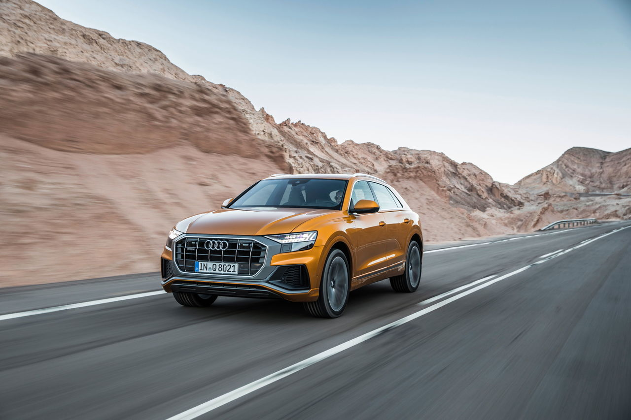 Audi increases deliveries in October by 26.8 percent to around 149,150 cars