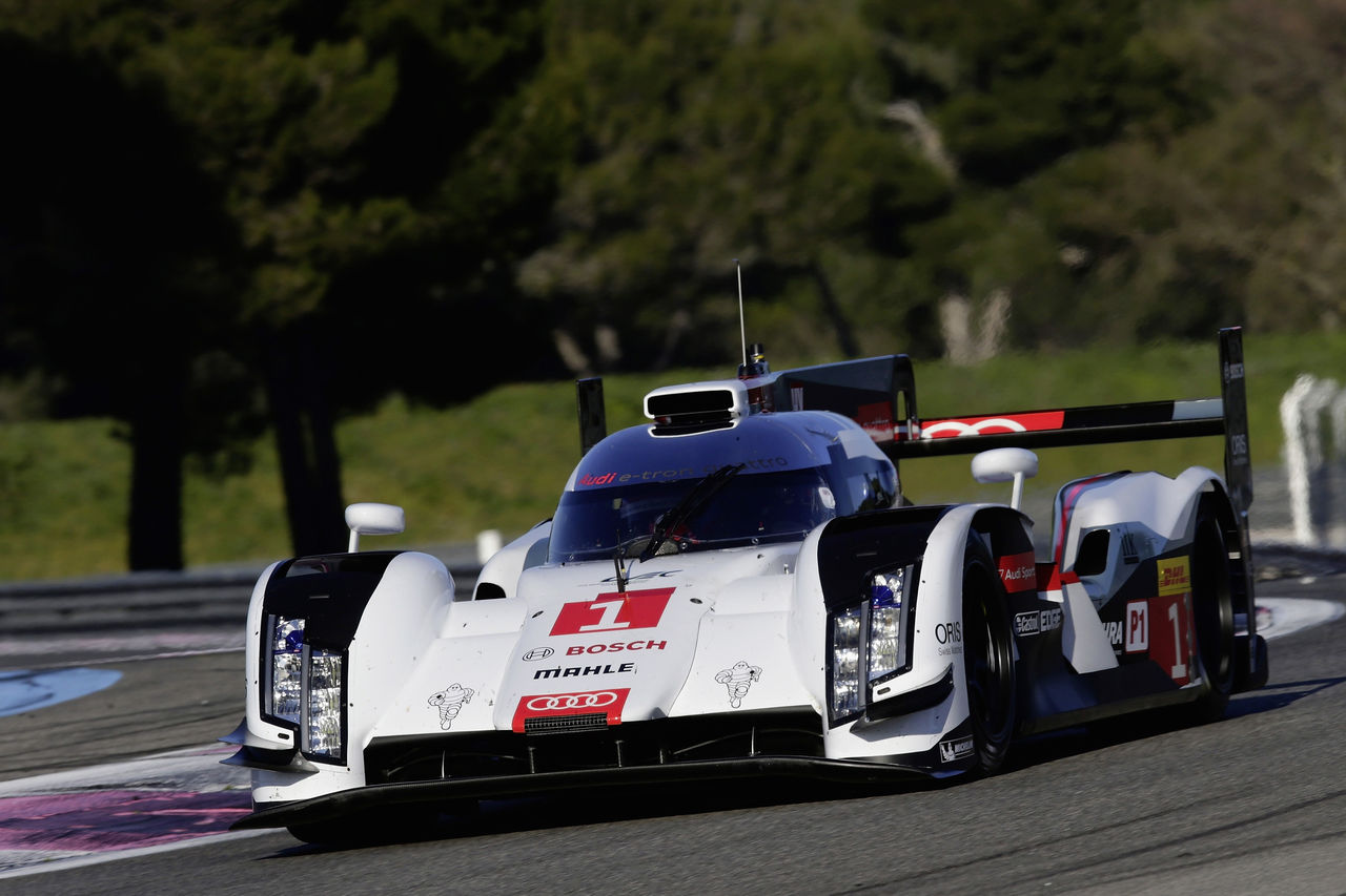 Innovatives Stuhl Design Audi R18