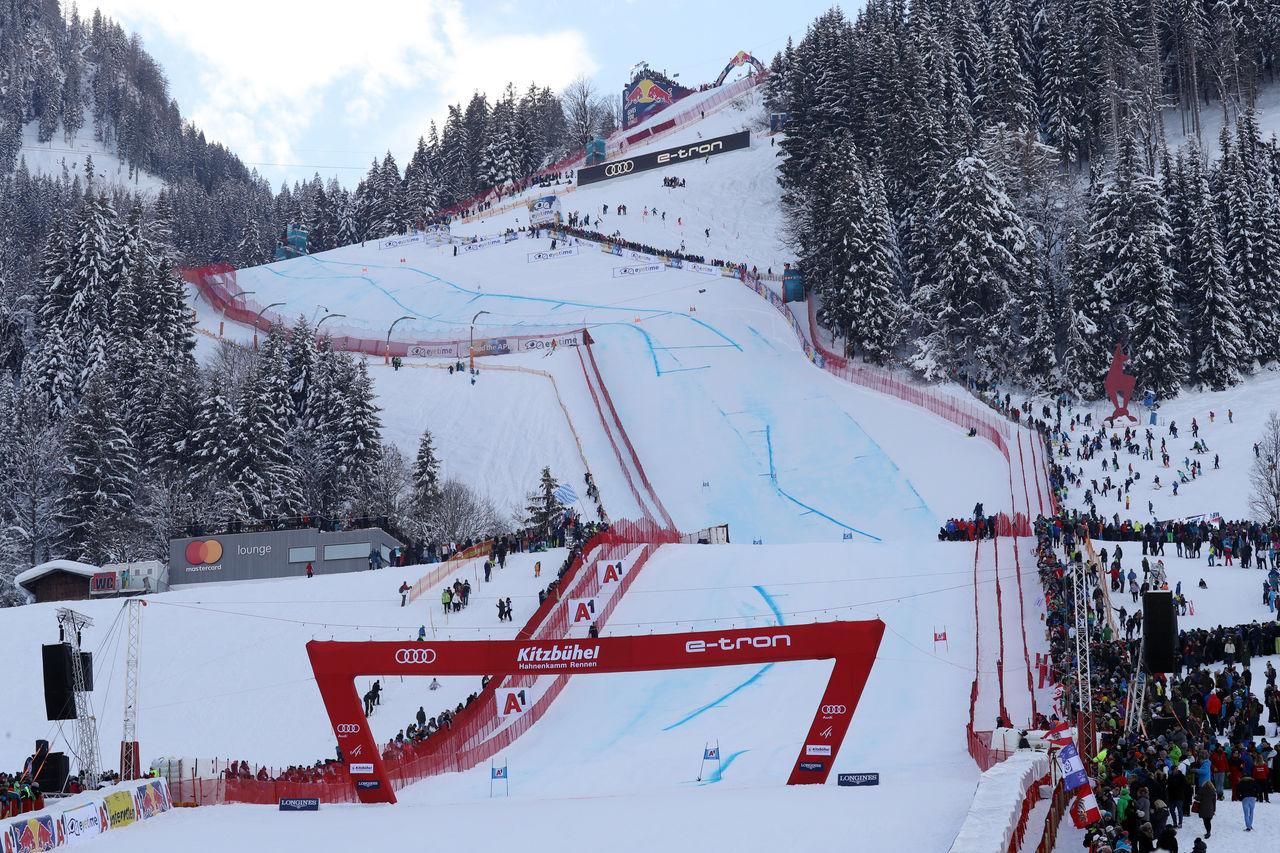 Hahnenkamm Race: Audi electrifies Kitzbühel