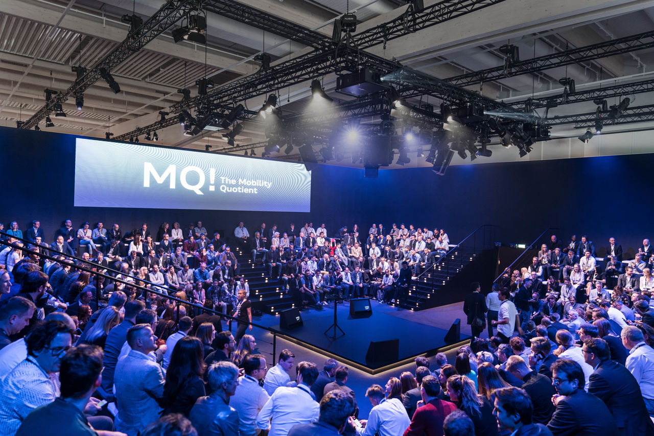 Audi brings its MQ! Innovation Summit to China