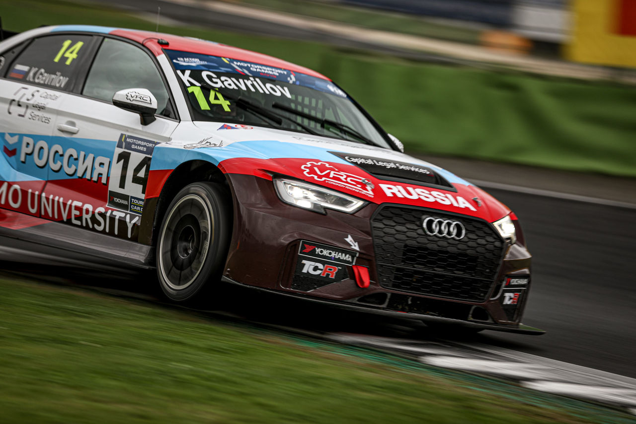 Audi Sport customers celebrate titles in FIA Motorsport Games and in New Zealand