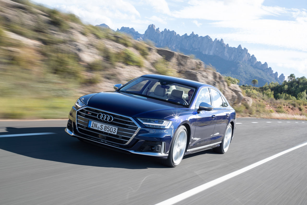 The New Audi S8 – Exhilarating Performance in the Luxury Class