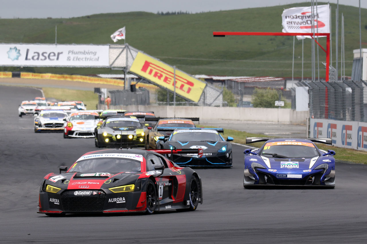 Further worldwide successes for Audi Sport