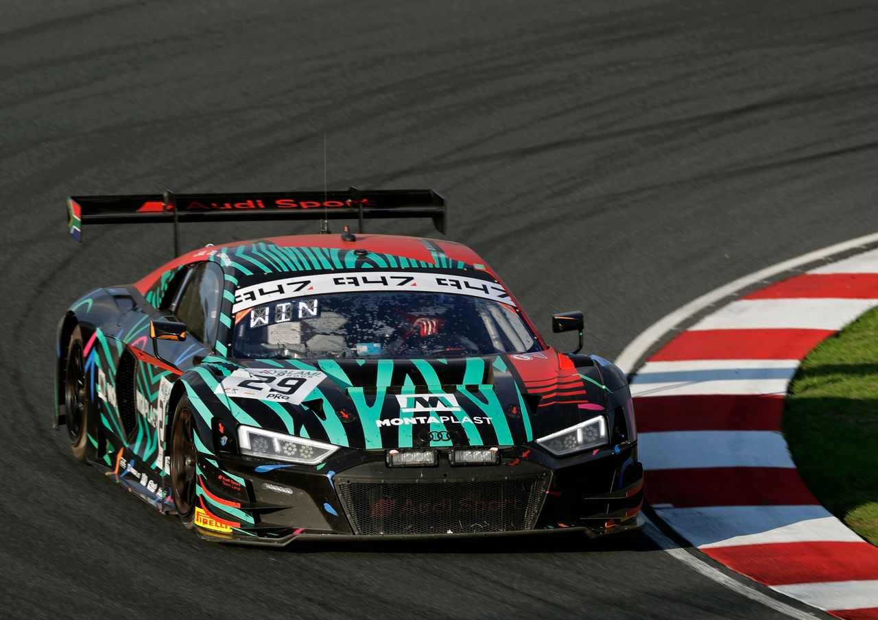 Missed chance for Audi Sport in South Africa