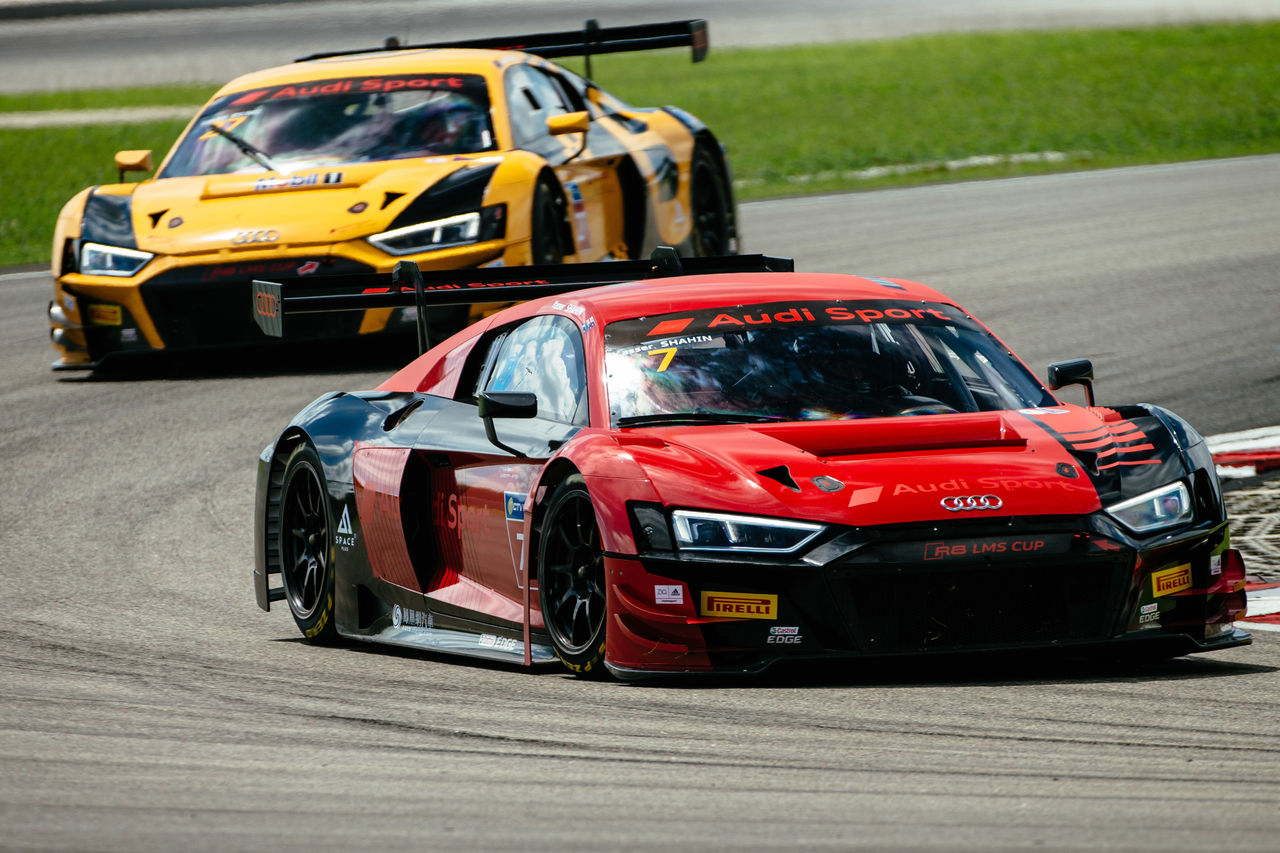 Yasser Shahin makes history with Audi Sport in Asia