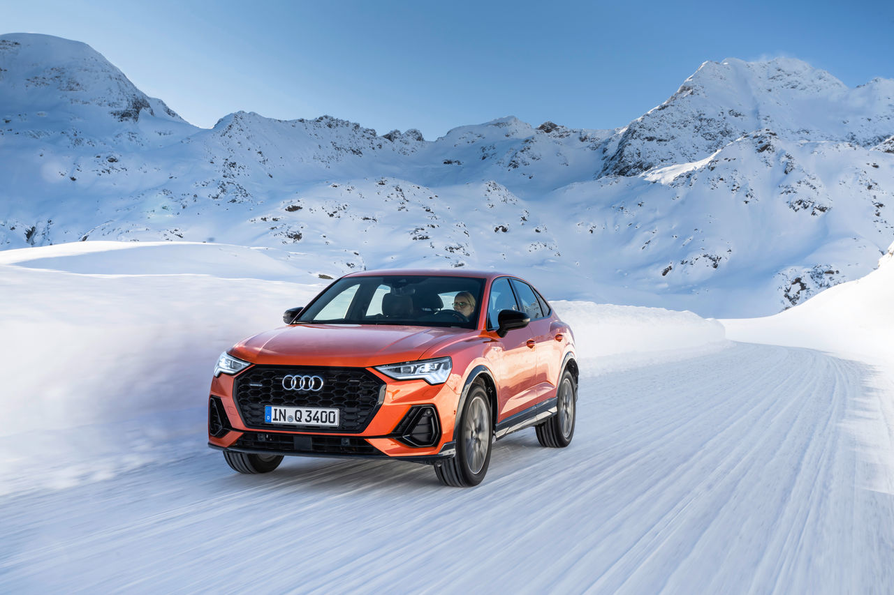 "It came, it saw, it conquered: ||The Audi Q3 Sportback wins the readers' choice award for ""Best Cars"""