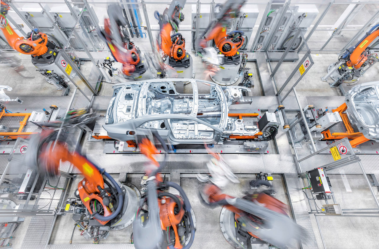 AudiStream: Virtual journey through the world of production at Audi in Ingolstadt