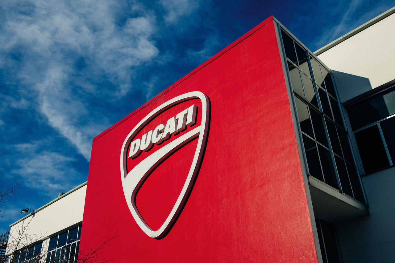 Growth in turnover and operating margin for Ducati in 2019