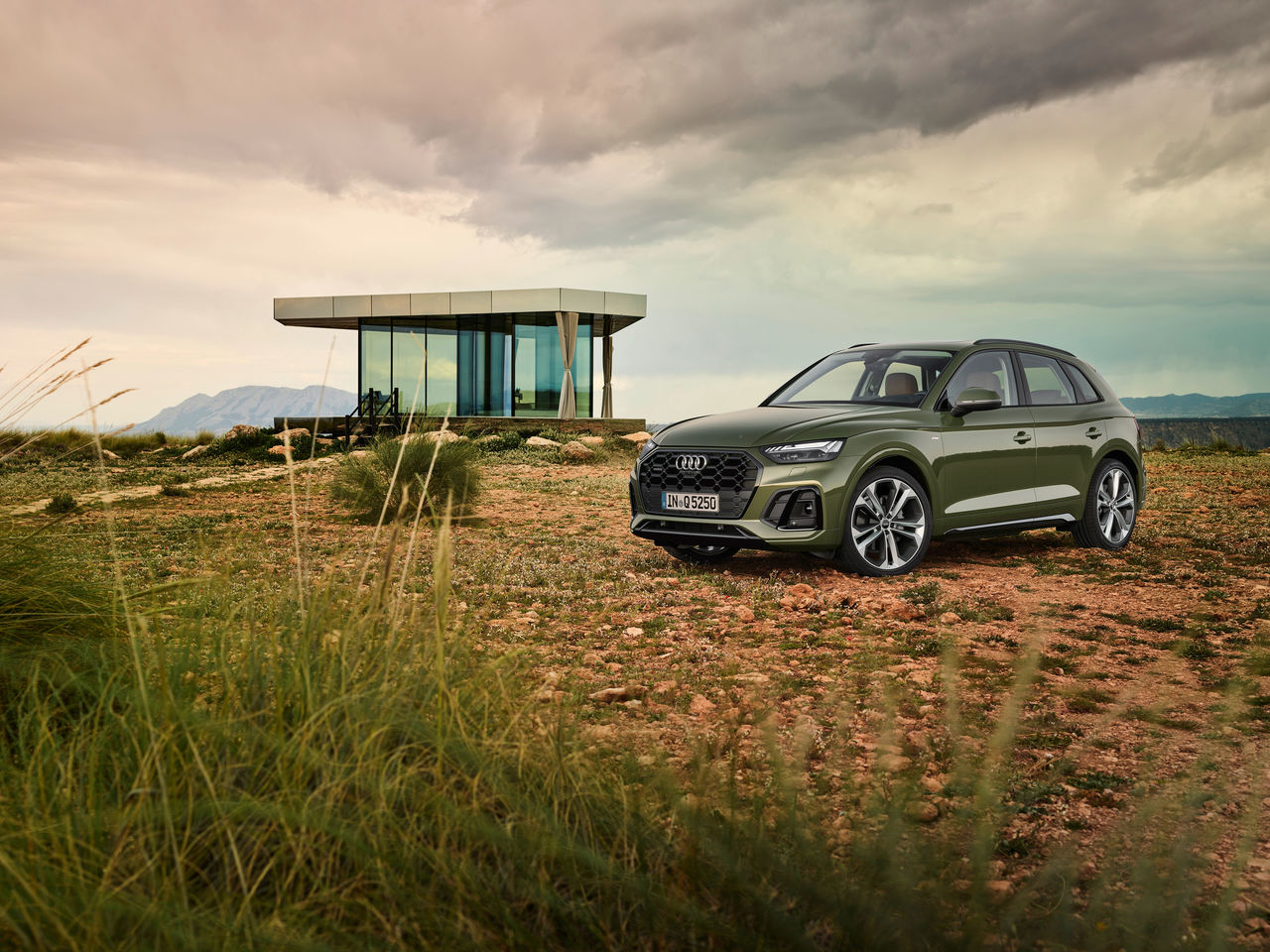 A bestseller gets even better: ||Audi unveils a new look for the Q5