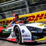 Santiago: Daniel Abt und Audi...