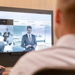 Audi Virtual Training: digi­tale Weiter­bil­dung...