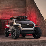 The Audi AI:TRAIL — Audi...