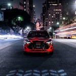 Digital Audi Matrix LED headlights:...