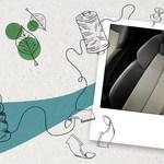 Nachhaltige Sitzbezüge im neuen Audi...