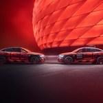 Im Fokus: der Audi e-tron...