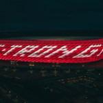Allianz Arena x Audi e-tron...