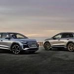 Audi Q4 e-tron: Ästhetisches Raumwunder...