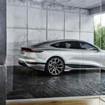 Audi A6 e-tron concept: E-Volution...