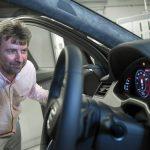 Beleuchtung und Displaydesign im Audi...