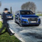 Audi zeigt Anwendungsfälle für LTE-V