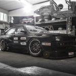 Ein Audi Ur-quattro mit ordentlich...
