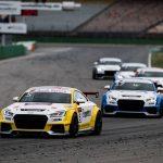 Audi TT Cup: Reifenprüfung für...