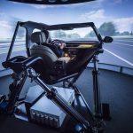 Der dynamische Fahrsimulator: realistische Fiktion