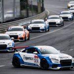 Audi Sport TT Cup: Zwischenbilanz...