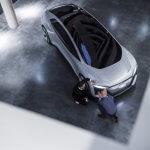 Lighting design of the Audi...