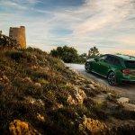 Testfahrt mit dem Audi RS...
