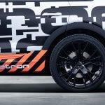 Der Audi e-tron Prototyp im...