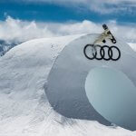 The Audi Nines: ein Freestyle-Event...