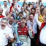Audi pilots achieve historic Formula...