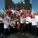 Audi gewinnt Formel-E-Teammeisterschaft in New...