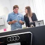 Wie Audi Mitarbeiter gegen Markenschutzverletzungen...