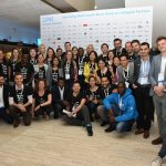 Audi bei One Young World...