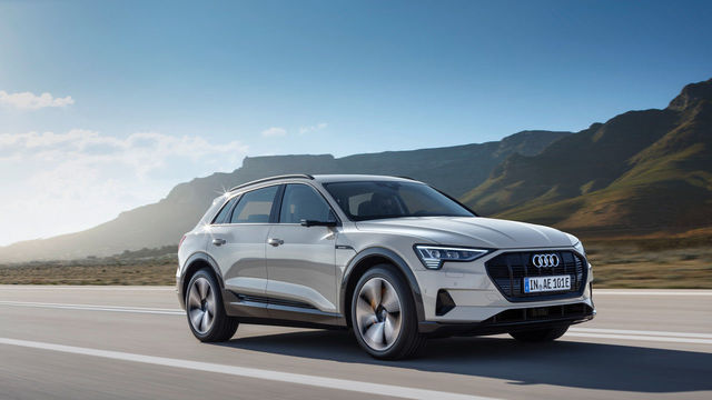 More about the Audi e-tron