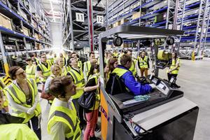 """Vielfalt erleben am """"Tag der Logistik"""""""