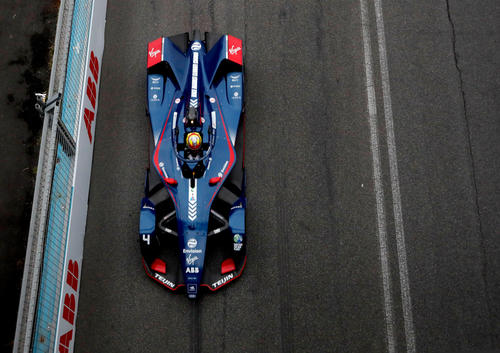 Formula E, Rome E-Prix 2021