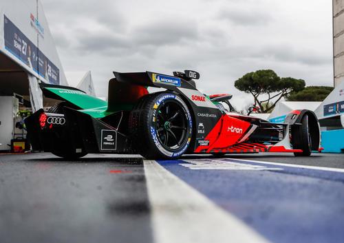 Formel E, Rom E-Prix 2021