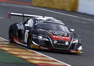 Bester Audi-Kunde in Spa auf Startplatz 20