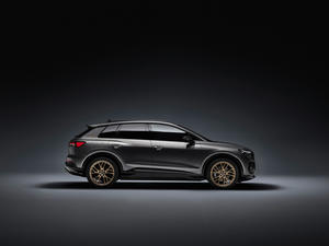 Audi Q4 50 e-tron quattro Edition One
