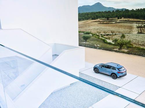 Audi Q4 50 e-tron quattro