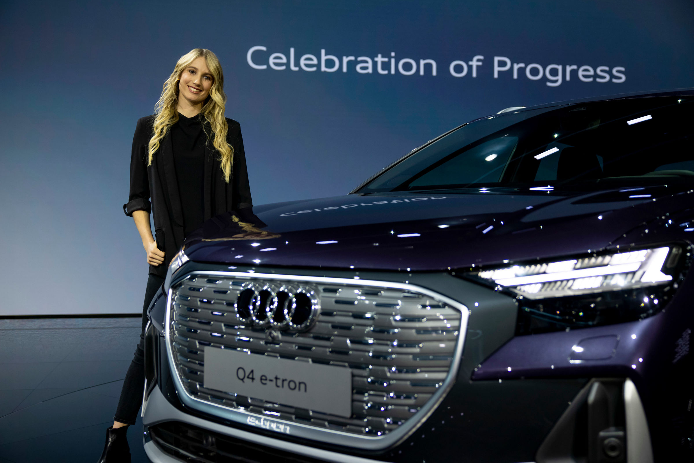 Electrifying: the online world premiere of the Audi Q4 e-tron - Image 5