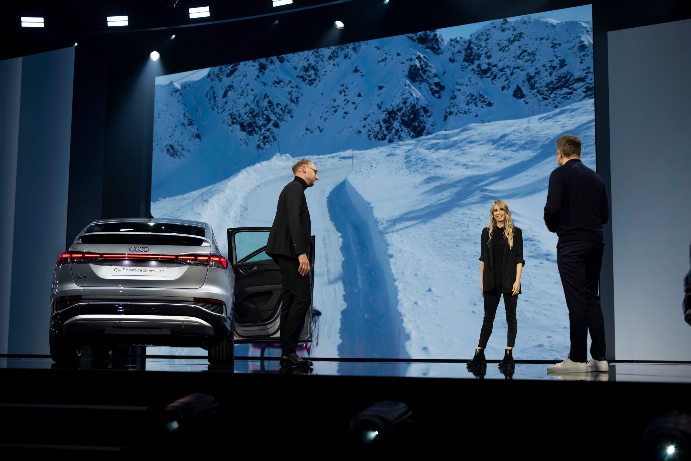 Electrifying: the online world premiere of the Audi Q4 e-tron - Image 3