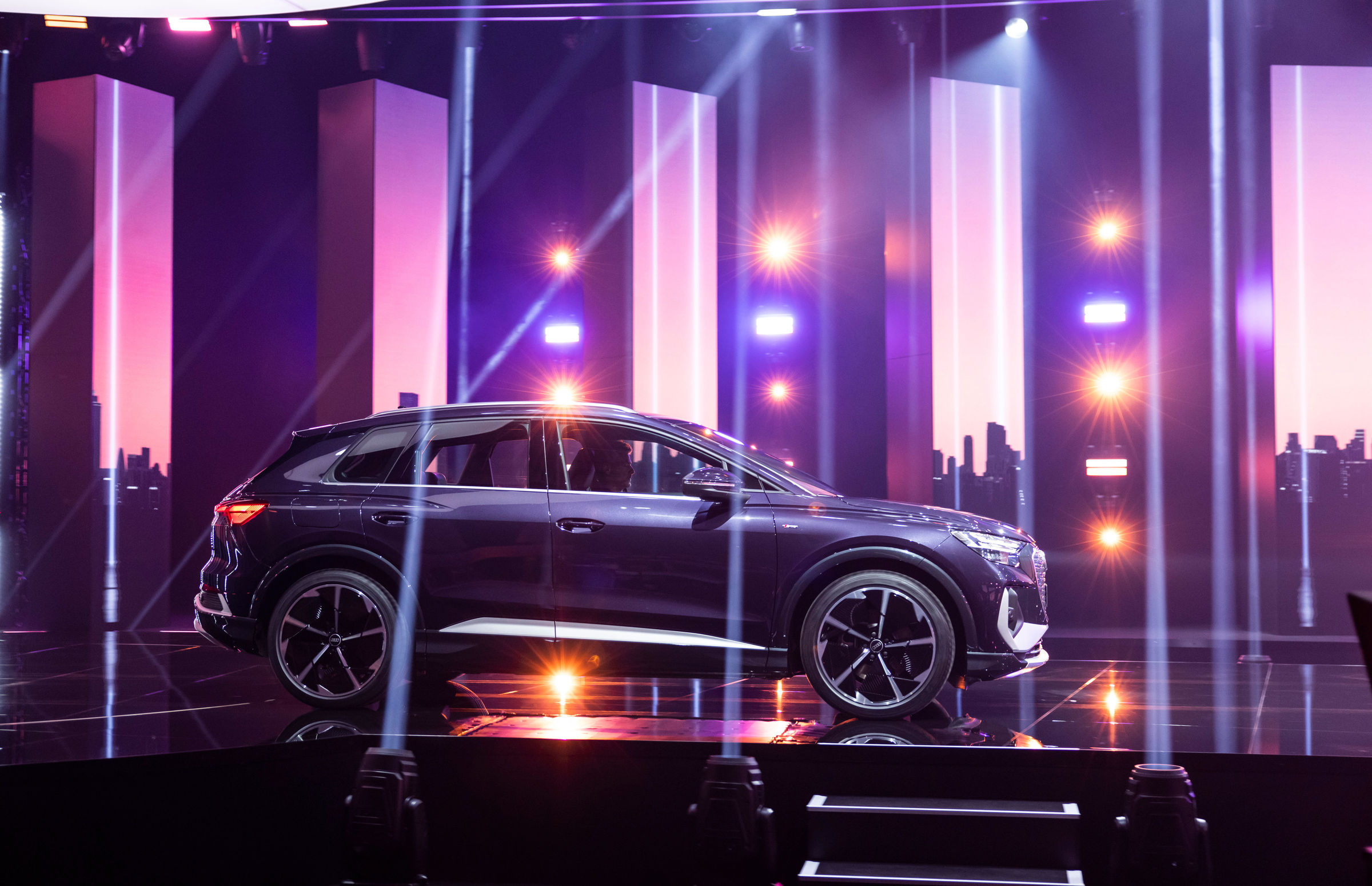 Electrifying: the online world premiere of the Audi Q4 e-tron - Image 8