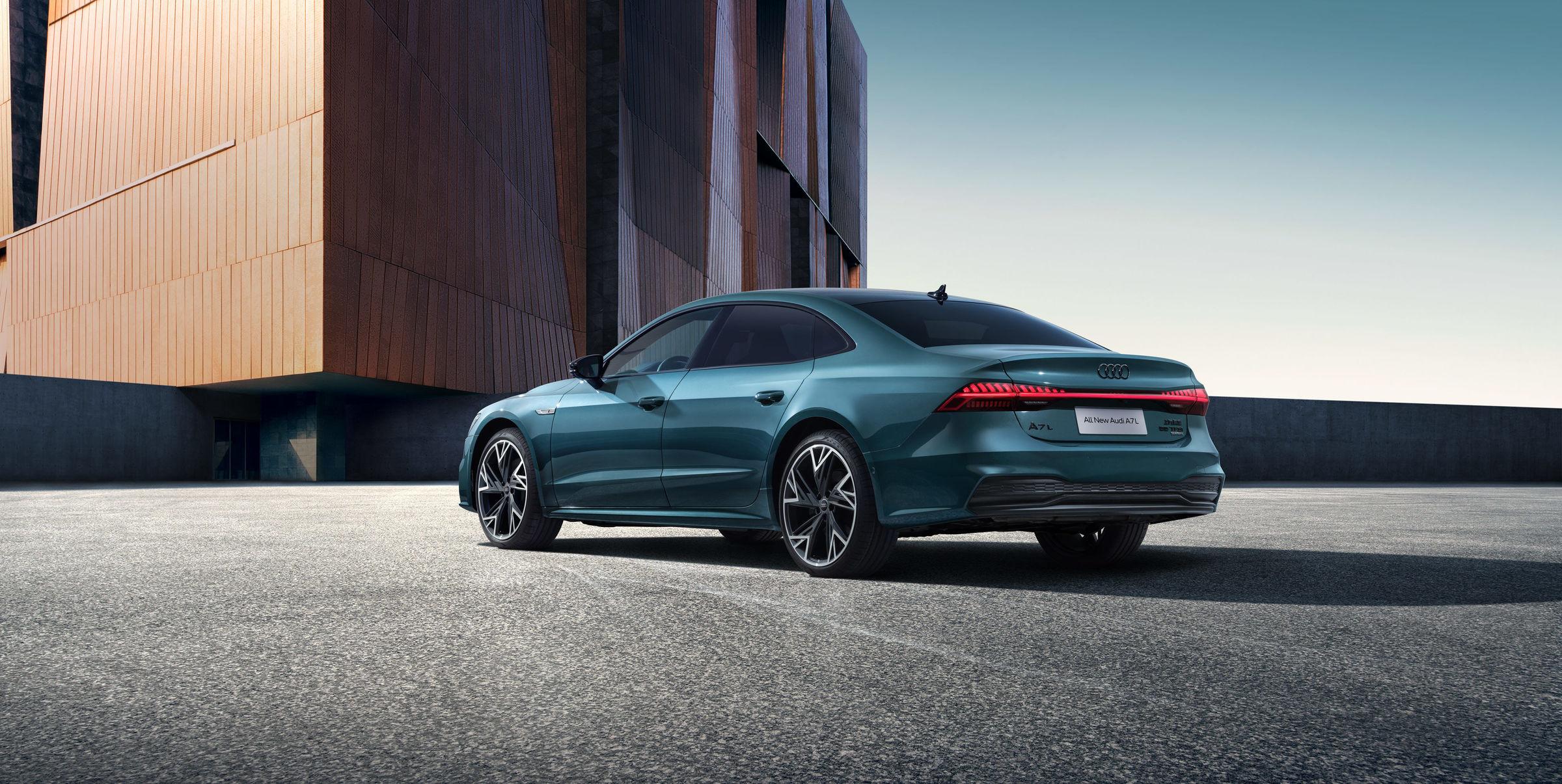 Audi A7L