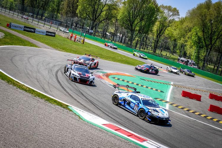 GT2 European Series 2021