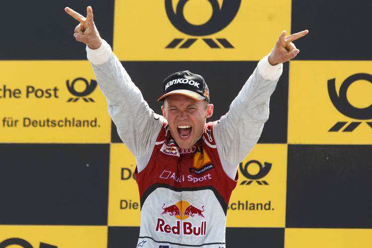Finally: Audi wins again at the Norisring