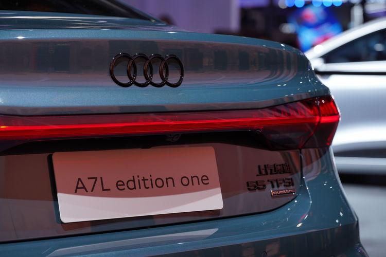Audi at Auto Shanghai 2021